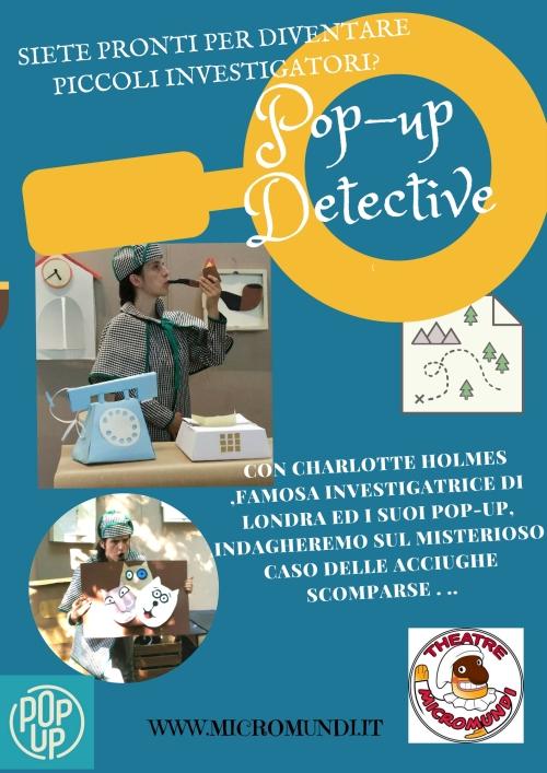 Pop-up Detective